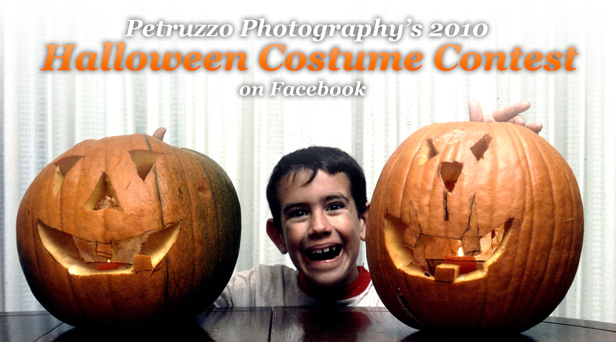 2010 Halloween Costume Photo Contest on Facebook
