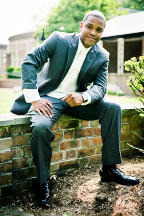 groom  at the Newton White Mansion in Mitchellville MD