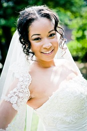 bride  at the Newton White Mansion in Mitchellville MD