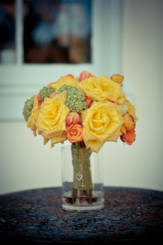 Wedding Flowers  at Mt. Airy Mansion in Upper Marlboro Maryland