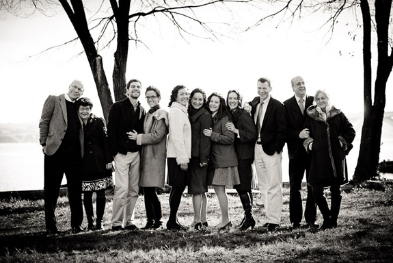 family portraits in old town alexandria