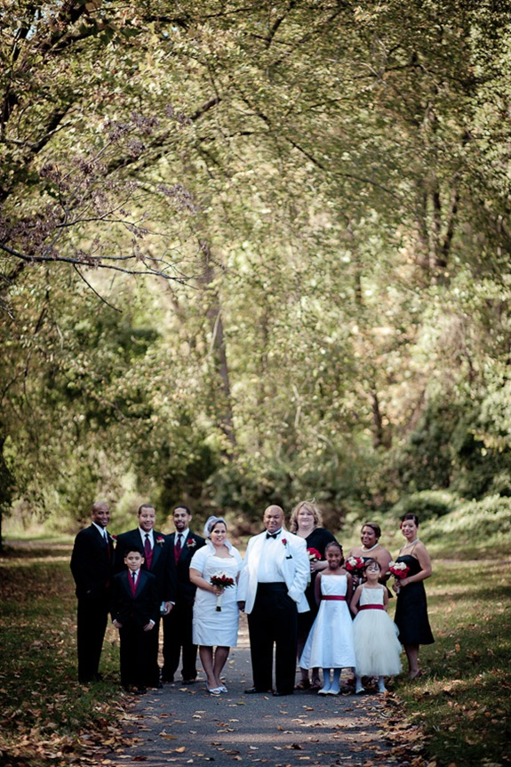 Samantha & Brit Wedding at Adelphi Mill in Maryland
