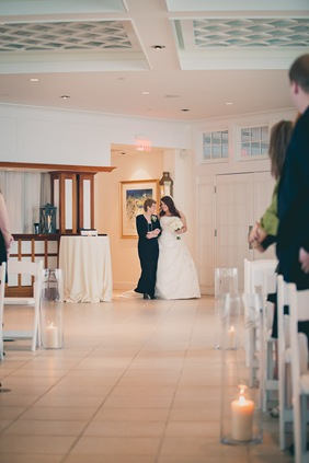 Wedding at the chesapeake bay beach club in stevensville md