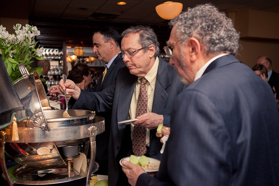 Bar Mitzvah at Maggiano's in Tyson's Corner