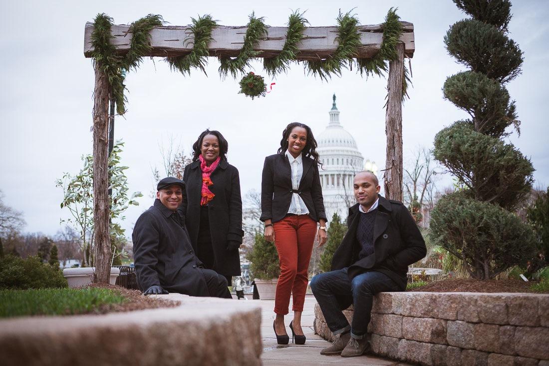 Family Portraits on Capital Hill