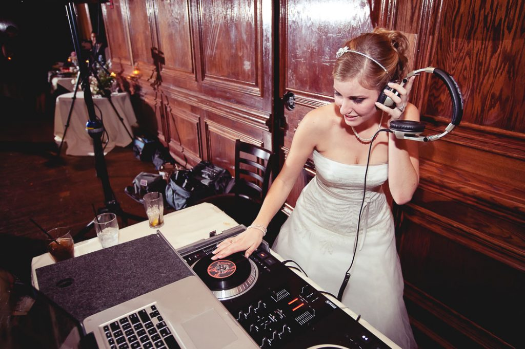 wedding photography DJ