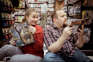comic-book-engagement-session