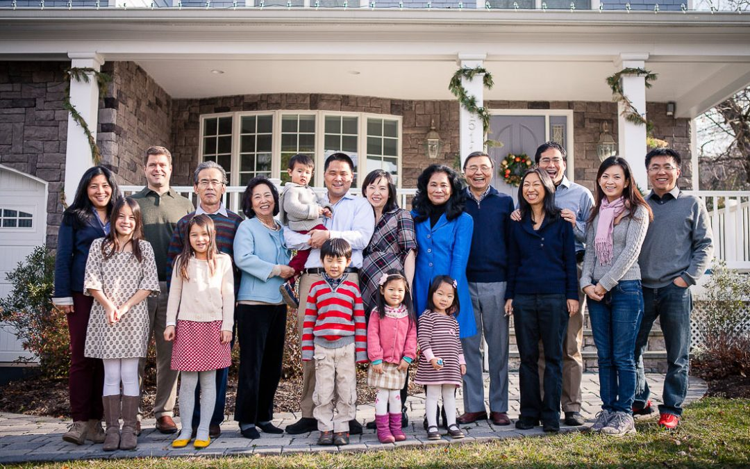 Why family reunions are the perfect time to invest in a photographer