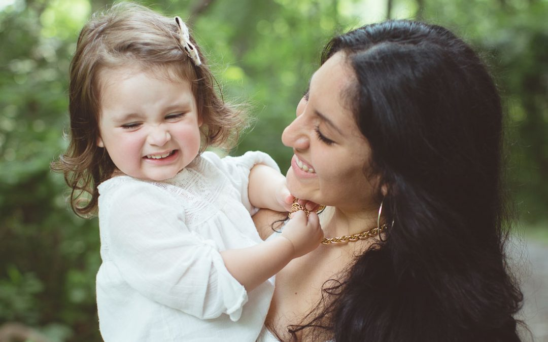 Ibelisse & Her Madison: Mother & Daughter Portraits