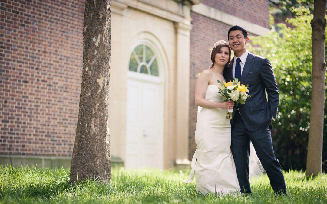 Samantha & Andrew's Wedding at Johns Hopkins University