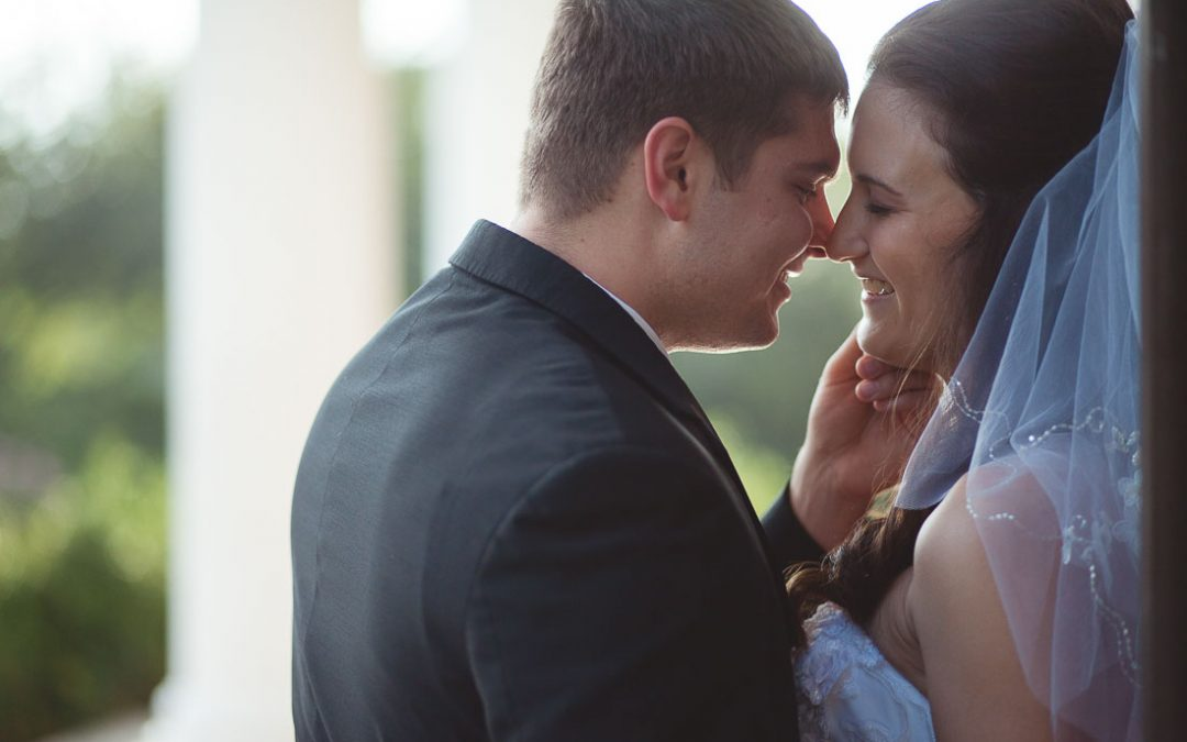 Christina & Seth's Wedding Formals at the Glenview Mansion in Rockville