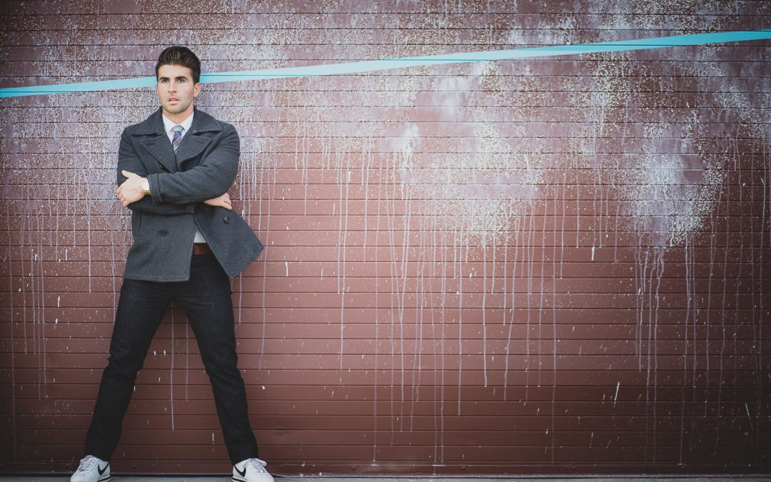 Greg's Session with local fashion & Lifestyle model, Michael Carrol