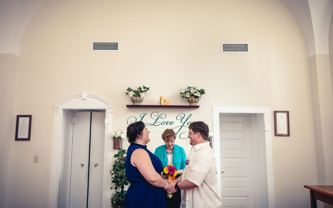 What if… you just eloped?