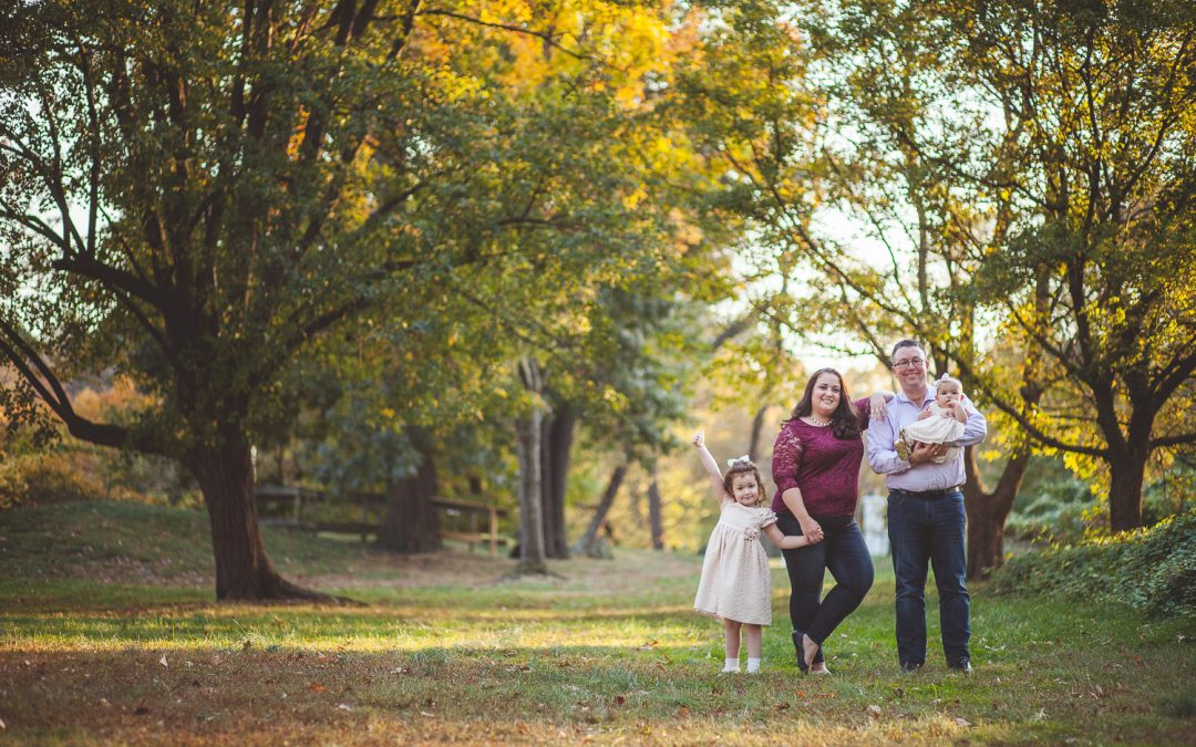 Our Last Portrait Session with 2016's Fall Colors