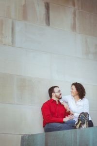 Engagement Session at John Paul 2 Memorial in DC Petruzzo Photography 06