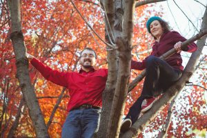 Engagement Session at John Paul 2 Memorial in DC Petruzzo Photography 14