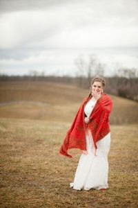 Bright Wedding On a Dreary Day at Linganor Wines 54