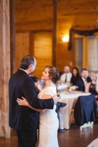 Bright Wedding On a Dreary Day at Linganor Wines 86