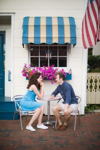 An Adventurous Engagement Session in St Michaels Maryland 12