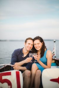 An Adventurous Engagement Session in St Michaels Maryland 23