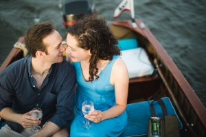 An Adventurous Engagement Session in St Michaels Maryland 25