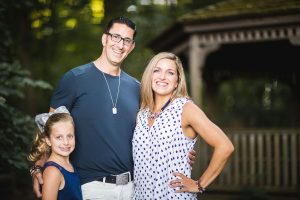 A Multi-Family Portrait Session at Irvine Nature Center in Owings Mills 17