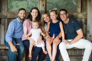 A Multi-Family Portrait Session at Irvine Nature Center in Owings Mills 34