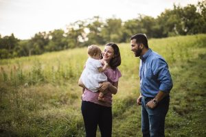A Multi-Family Portrait Session at Irvine Nature Center in Owings Mills 38