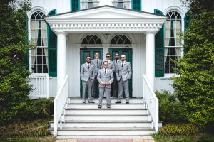 A Wedding at Historic Baldwin Hall from Greg & Erik 16