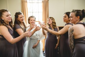 A Wedding at Historic Baldwin Hall from Greg & Erik 23