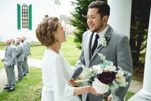 A Wedding at Historic Baldwin Hall from Greg & Erik 29