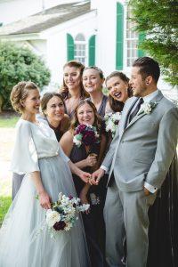 A Wedding at Historic Baldwin Hall from Greg & Erik 32