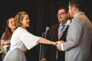 A Wedding at Historic Baldwin Hall from Greg & Erik 39