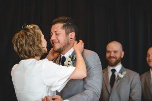 A Wedding at Historic Baldwin Hall from Greg & Erik 43
