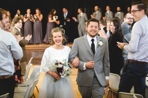 A Wedding at Historic Baldwin Hall from Greg & Erik 45