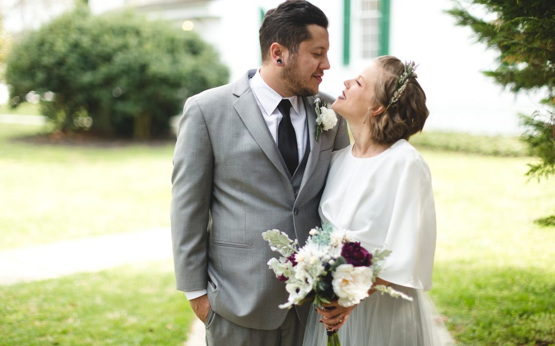 A Wedding at Historic Baldwin Hall from Greg & Erik