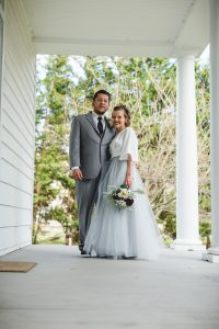 A Wedding at Historic Baldwin Hall from Greg & Erik 49