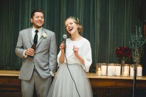 A Wedding at Historic Baldwin Hall from Greg & Erik 55