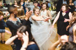 A Wedding at Historic Baldwin Hall from Greg & Erik 77