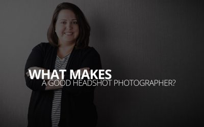What makes a good headshot photographer?