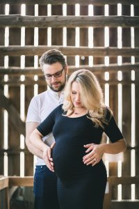 A Maternity Session from Greg Ferko at Kinder Farm Park 01