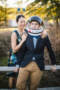 This Couple Had Their Engagement Session on Earth 13