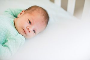 A Portrait Session with a Newborn Family 05