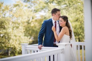 Beautiful Wedding Ceremony Formals at a Private Chesapeake Bay Lighthouse 05