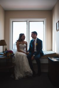 Beautiful Wedding Ceremony Formals at a Private Chesapeake Bay Lighthouse 15