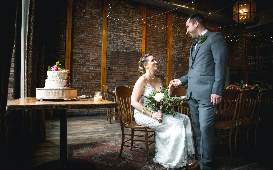 Woodberry Kitchen Wedding in Baltimore | Sarah & Ian